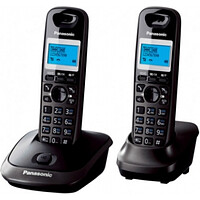 Dect телефон Panasonic KX-TG2512 CAT, черный