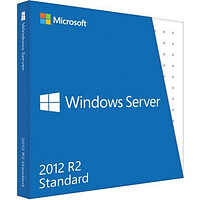 Лицензия программного обеспечения HP Enterprise/Windows Server 2012 R2 Standard Edition 2P Reseller