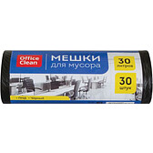 Мешки для мусора OfficeClean на 30 л, 30 шт. в рулоне