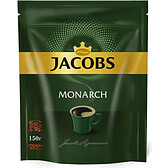 Кофе растворимый Jacobs Monarch, 150 гр, вакуумная упаковка
