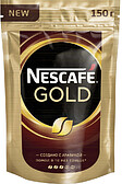 Кофе растворимый Nescafe Gold, 150 гр, вакуумная упаковка